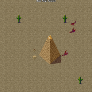 Pyramid Location