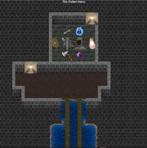 Well Treasure Room